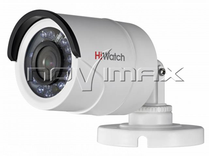 Изображение HD-TVI видеокамера HiWatch DS-T100