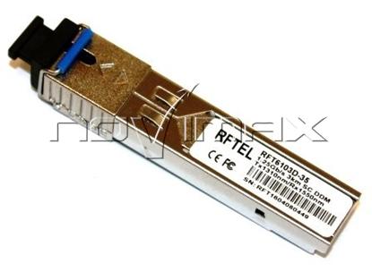 Изображение Модуль оптический SFP-BIDI RFT6103D-35