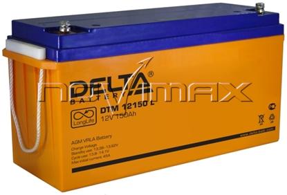Изображение Аккумулятор 12В 120А/ч (DTM 12150 L)