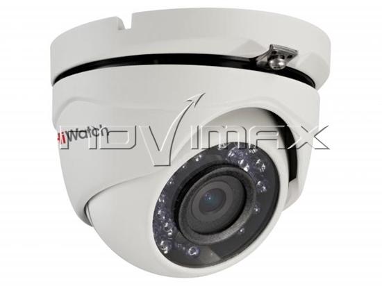 Изображение HD-TVI видеокамера HiWatch DS-T203