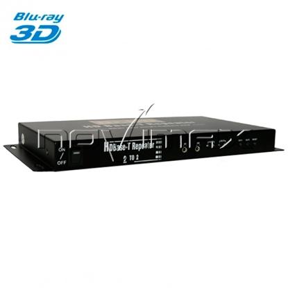 Изображение HDMI удлинитель Dr.HD EX 200 SHK