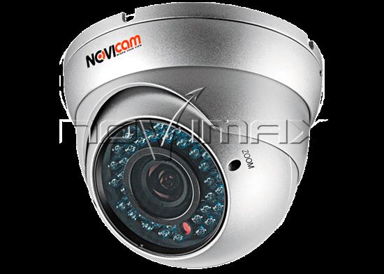 Изображение IP-видеокамера NOVIcam N28LW