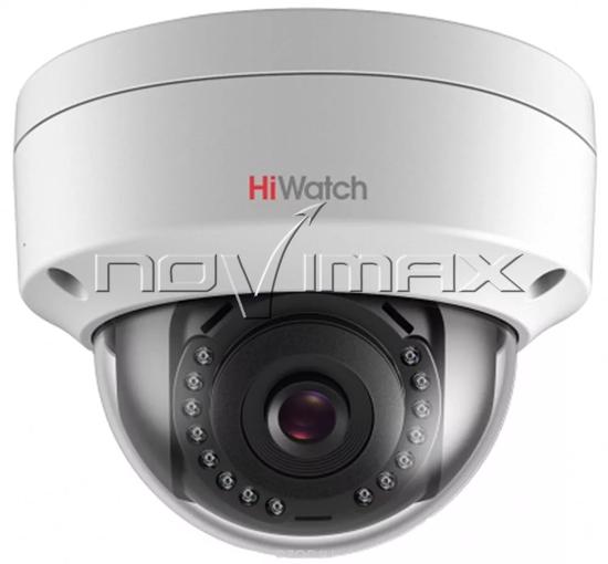 Изображение Видеокамера HiWatch DS-I208