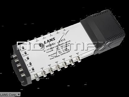 Изображение Мультисвитч LANS LS 512