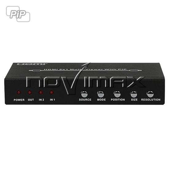 Изображение HDMI переключатель SW 213 SLP MV