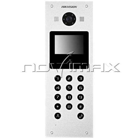 Изображение Вызывная панель Hikvision DS-KD6002-VM