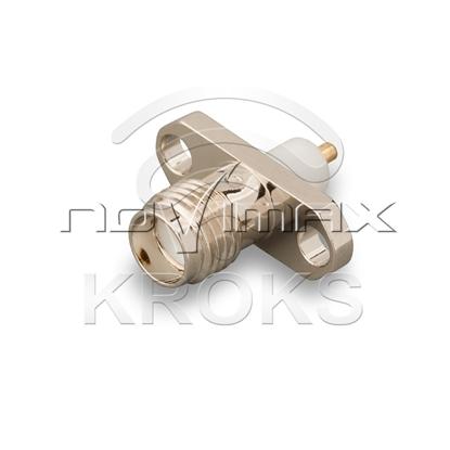 Изображение Разъем SМА (female) крепление на 2 винта, пайка