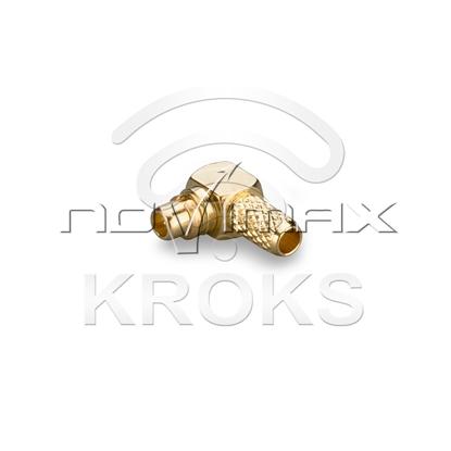 Изображение Разъем MMCX(male)- RG174, RG316 обжимной