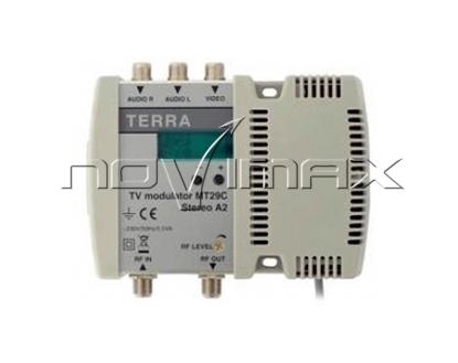 Изображение Модулятор TERRA MT29C
