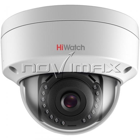 Изображение IP-видеокамера HiWatch DS-I202 (6 mm)