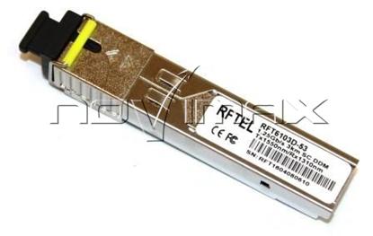 Изображение Модуль оптический SFP-BIDI RFT6103D-53