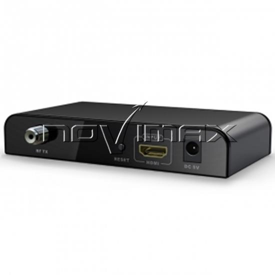 Изображение HDMI удлинитель по коаксиальному кабелю Dr.HD EX 100 RF