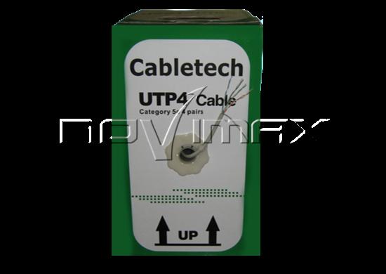Изображение Cabletech UTP4 cat.5е CU