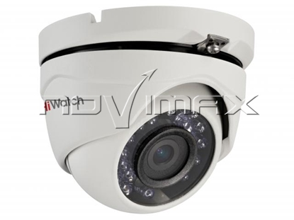 Изображение HD-TVI видеокамера HiWatch DS-T103