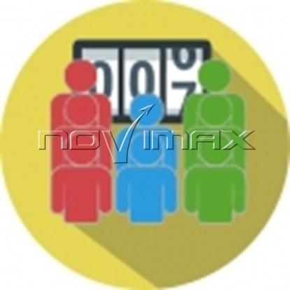 Изображение Детектор очередей и учета рабочего времени TRASSIR People Counter Pro