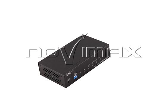 Изображение HDMI делитель HD04-4K