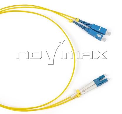 Изображение Патч-корд переходной LC-LC/UPC, Duplex 3.0мм 9/125