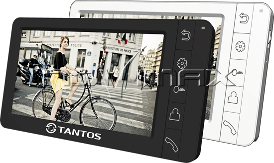 Изображение Видеодомофон Tantos Amelie - SD (Vizit или XL)