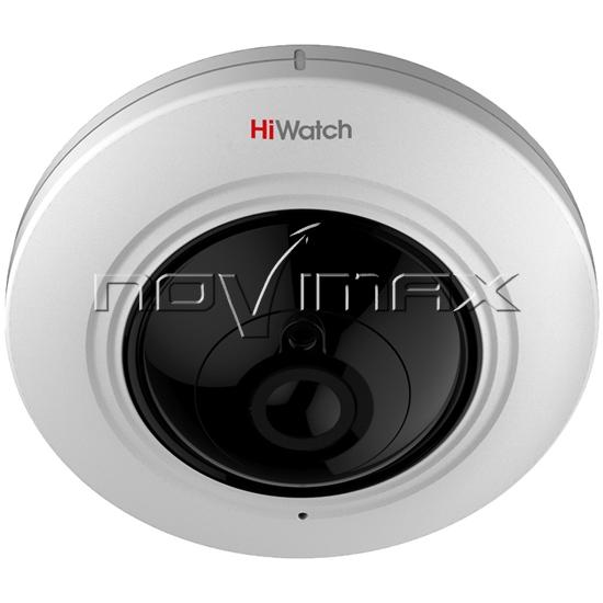 Изображение HD-TVI видеокамера HiWatch DS-T501