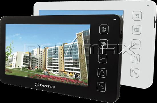 Изображение Видеодомофон Tantos Prime Slim (Vizit или XL)