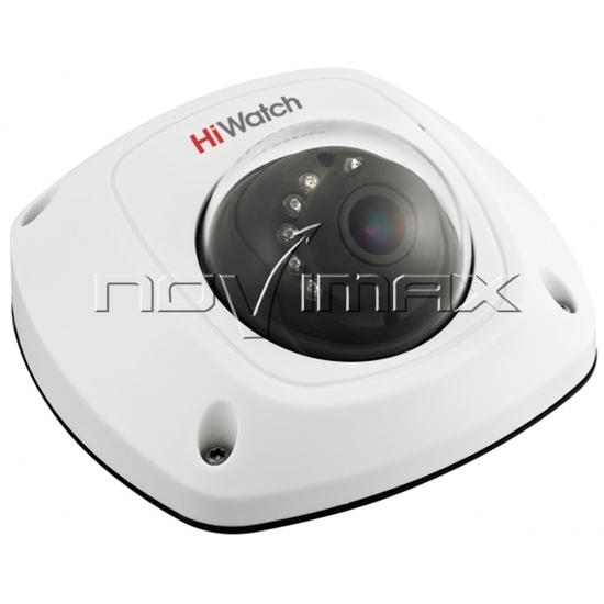Изображение HD-TVI видеокамера HiWatch DS-T251