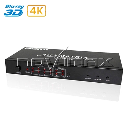 Изображение HDMI матрица MA 424 FS