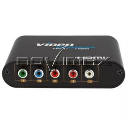 Изображение Конвертер Dr.HD YPbPr + Stereo в HDMI