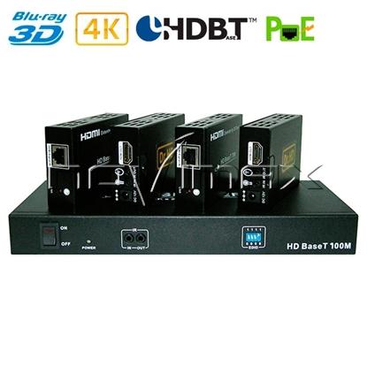Изображение HDMI делитель SP 144 BT 100
