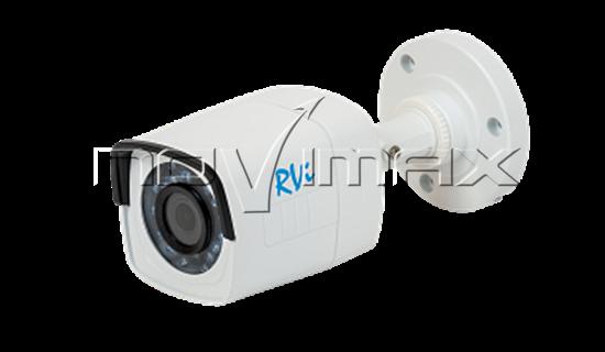 Изображение HD-TVI видеокамера RVi-HDC411-AT
