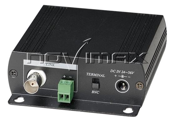 Изображение IP07M Удлинитель Ethernet и питания