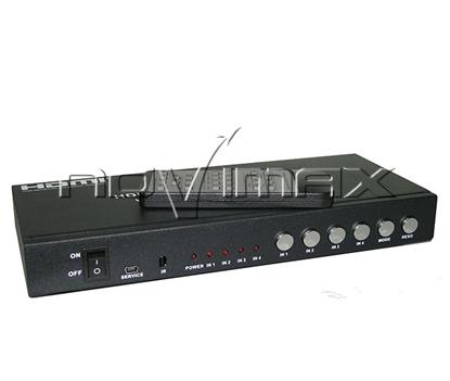 Изображение HDMI переключатель SW 413 SL