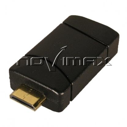 Изображение HDMI адаптер Dr.HD AD HM type C - HF type A 180