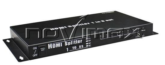 Изображение HDMI делитель D-Hi108/cascad