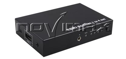 Изображение HDMI делитель D-Hi104/mini