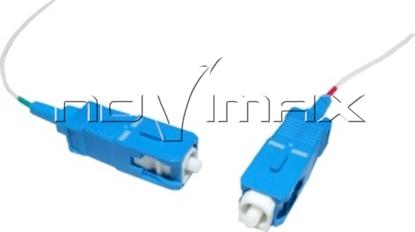 Изображение Пигтейл двухсторонний SC-SC/SPC buffer 0.9мм 9/125