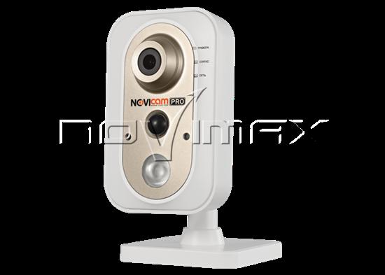 Изображение IP-видеокамера NOVIcam PRO NC44FP