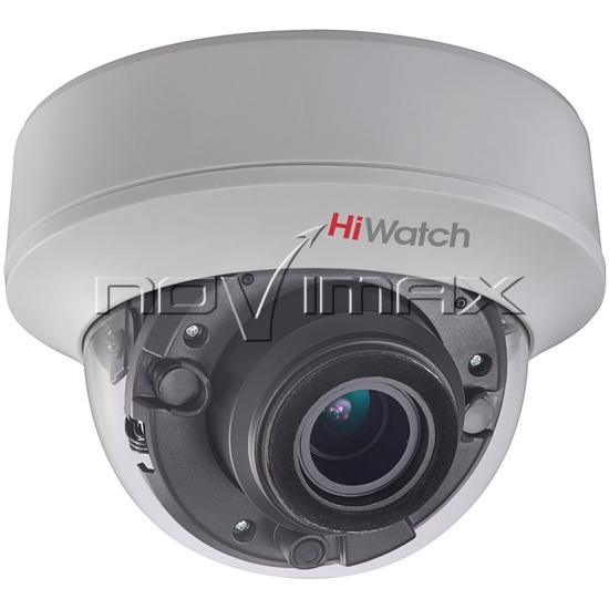 Изображение HD-TVI видеокамера HiWatch DS-T507