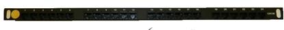 """Изображение Патч-панель 19"""" (0.5U) 24 порта, cat.5e, Dual Type """"F"""""""