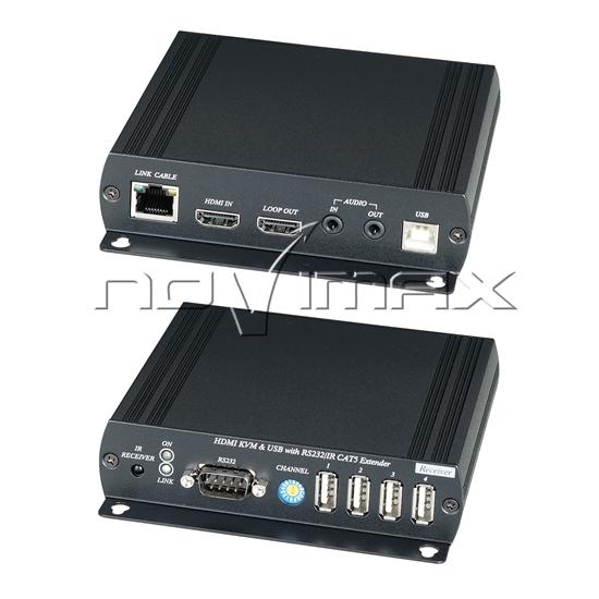 Изображение HDMI удлинитель HKM01