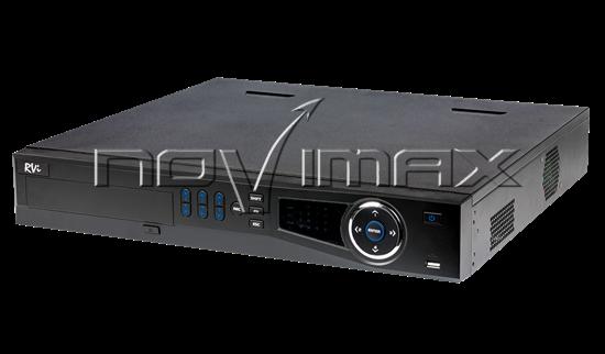 Изображение IP-Видеорегистратор RVi-IPN16/4-4K V.2