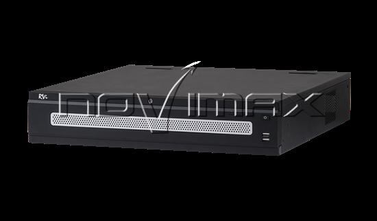 Изображение IP-Видеорегистратор RVi-IPN64/8-4K-PRO V.2